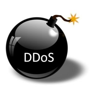 DDOS bomba